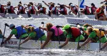 Penticton Dragon Boat Festival organizers planning for September return - Global News