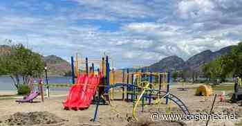 SUV drives into Okanagan Falls playground - Penticton News - Castanet.net