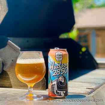 Railway City Brewing Brings Back Hudson 2850 West Coast IPA - Canadian Beer News