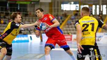 Die Eulen Ludwigshafen spielen in der Handball-Bundesliga unentschieden gegen Leipzig, Balingen trennt sich ebenfalls unentscheiden von Coburg - SWR