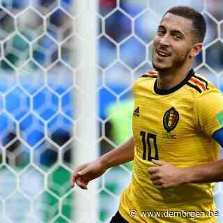 Eden Hazard, de wereldvoetballer die af en toe vergeet dat hij prof is