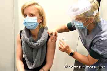 KAART. In Geraardsbergen zijn 29-jarigen al aan de beurt, kijk hier hoe ver jouw gemeente staat met vaccineren