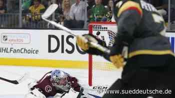 Grubauer scheitert mit Colorado in NHL-Playoffs - Süddeutsche Zeitung - SZ.de