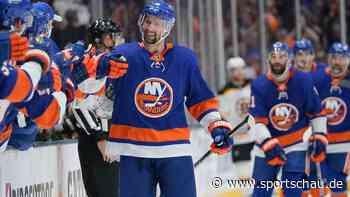NHL: New York Islanders stehen im Halbfinale - sportschau.de