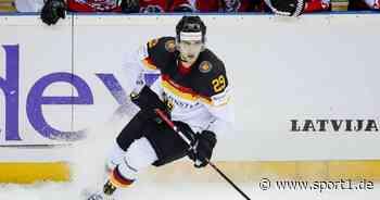 Eishockey-WM: So plant Deutschland für Olympia - mit Draisaitl? - SPORT1