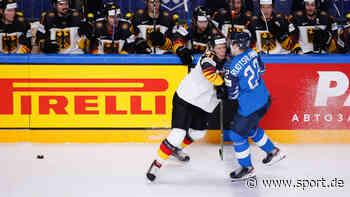 Eishockey-WM: Deutschlands Gold-Traum geplatzt - bittere Pleite gegen Finnland - sport.de