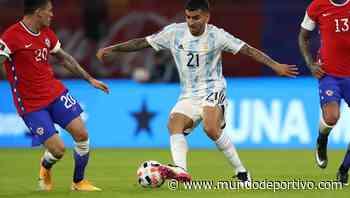 Correa, otra posible baja para la pretemporada del Atlético