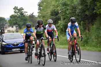 Océane Mahé (VC Annemasse) sacrée championne Auvergne-Rhône-Alpes à Cusset (Allier) après décision des commissaires de course - La Montagne