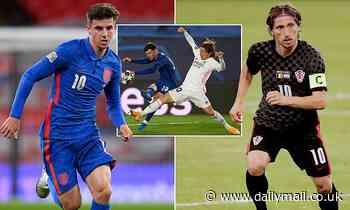 Euro 2020: Mason Mount reveals admiration for Luka Modric ahead of England's clash against Croatia