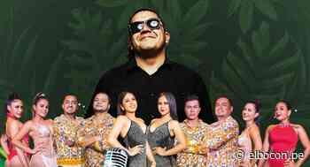 Explosión de Iquitos: Mauricio Mesones, exBareto, también estará en concierto virtual de la agrupación - El Bocón