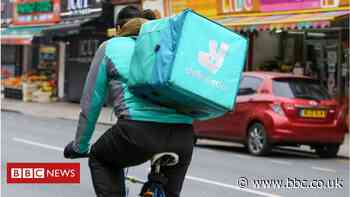 Deliveroo couriers can train to spot crimes