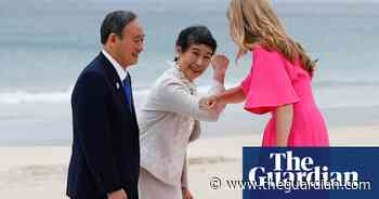 G7 leaders in Cornwall – in pictures