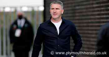 Ryan Lowe: Plymouth Argyle transfer business is on track with what we want - Plymouth Live