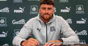 Plymouth Argyle manager Ryan Lowe hails signing of 'dominant defender' Dan Scarr - Plymouth Live