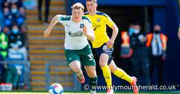 Plymouth Argyle striker Luke Jephcott signs new two-year contract - Plymouth Live