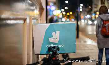 Deliveroo drivers can now volunteer to spot crimes