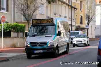 Élections régionales et départementales : un service de transport à Vichy (Allier) - La Montagne