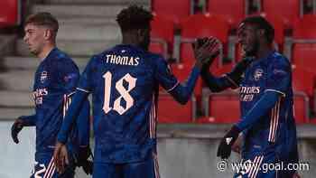 Who will partner Thomas Partey in the heart of Arsenal's midfield next season?