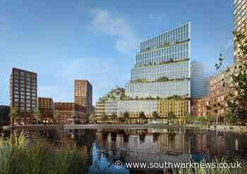 Have your say on latest plans for Canada Water Dockside project - Southwark News