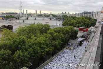 Massive Artworks For London - Southwark News