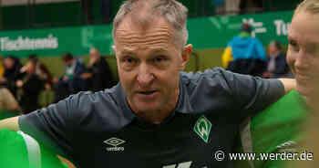 Langjähriger Werder-Trainer Radek Lewicki nimmt Abschied