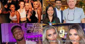 Celebs' favourite places to eat, drink and party in Newcastle