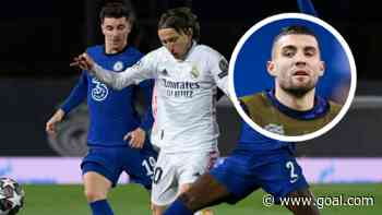 Mount reveals how he asked Kovacic to get him Modric's shirt when Chelsea faced Real Madrid