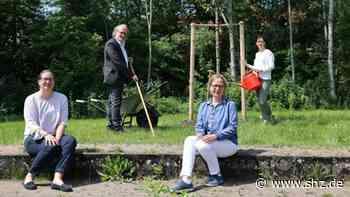 Blütenpracht am KGB: Fielmann pflanzt in Bargteheide für jeden Mitarbeiter einen Baum | shz.de - shz.de