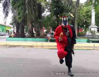 Diablos Danzantes de Tocuyito se hacen presentes en la solemnidad del Corpus Christi - El Carabobeño
