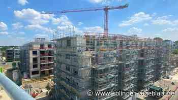 O-Quartier wird Mitte 2022 fertiggestellt