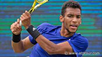 Felix Auger-Aliassime: 'If It Happens To Roger Federer, It Can Also Happen To Me' - ATP Tour