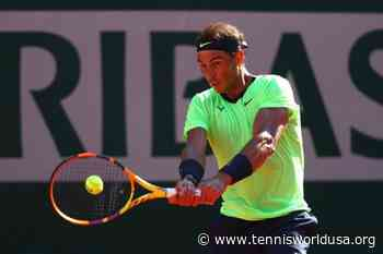 Rafael Nadal joins Roger Federer and Jimmy Connors on exclusive Major record - Tennis World USA