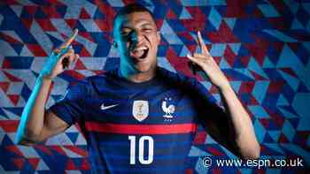 Mbappe, Kane, Lukaku have fun with official Euro 2020 player portraits