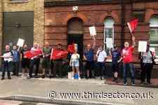 St Mungo's maintenance staff enter eighth week of strike action