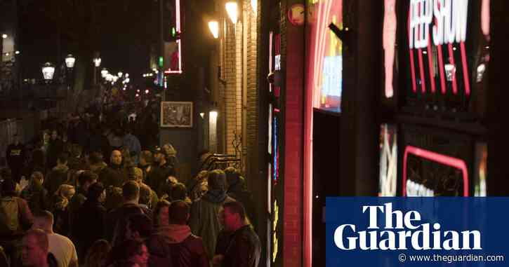 Party's over: Amsterdam plans to keep tourists 'in penis outfits' away