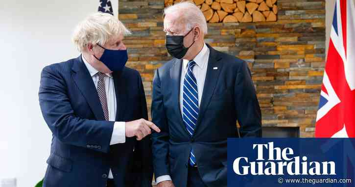 UK and US gird for a titanic struggle – if they can avoid falling out first