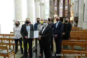 Vlaamse regering subsidieert Hoogstraats erfgoed met 4,7 miljoen euro