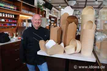 Moosburger Wirte - Auf Pappe setzen und Styropor bunkern - idowa