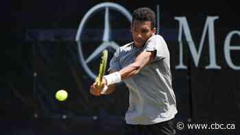 Auger-Aliassime defeats Humbert to reach Stuttgart Open semis