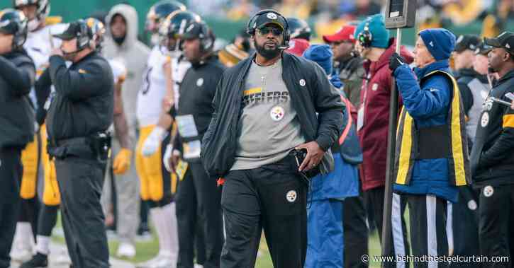 The 2021 Steelers can prove change isn't always a bad thing