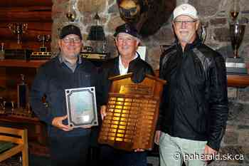 Three-way tie for first at Senior Men's Lobstick - Prince Albert Daily Herald