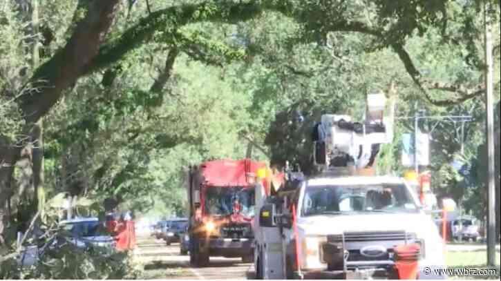 Ascension Parish flood debris removal to begin next week