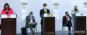 Debaten aspirantes a la presidencia municipal de nuevo casas grandes - La Opcion