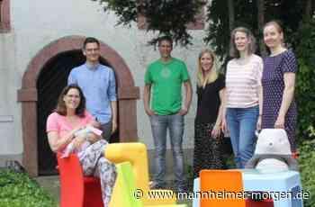 Ilvesheim: Nachbarschaftshilfe unterstützt Bibliothek - Ilvesheim - Nachrichten und Informationen - Mannheimer Morgen