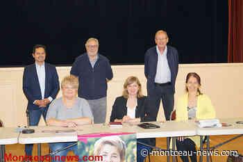 Régionales : Notre région par cœur en campagne à Montchanin - Montceau News