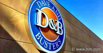 Dave & Buster's leans into new menu, enhanced digital offerings as recovery struggles continue