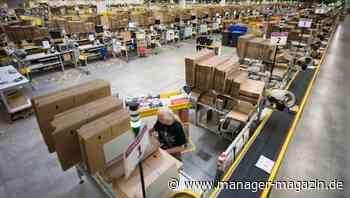 Amazon beschließt Einstiegslohn unter Tarifniveau