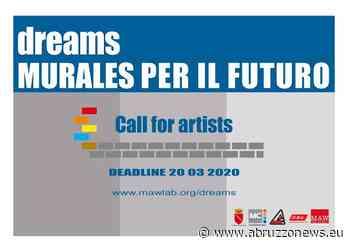 """Sulmona, online il catalogo """"Dreams murales per il futuro"""" - Abruzzonews"""