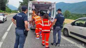 Sulmona, bloccata in casa da un malore: salvata da Polizia e 118 - Il Capoluogo