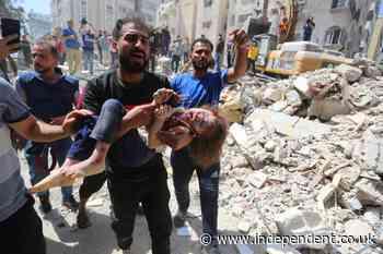'Your worst nightmare': Inside the deadliest night of Israel's bombing of Gaza